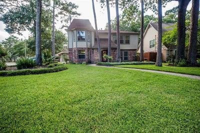 Kingwood Single Family Home For Sale: 3403 Laurel Crest Court