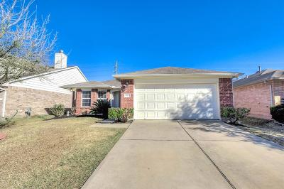 Katy Single Family Home For Sale: 4026 Mt Everest Way
