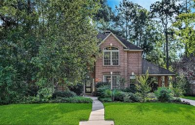 The Woodlands Single Family Home For Sale: 151 W Coldbrook Circle
