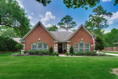 Cypress Single Family Home For Sale: 12419 Keepers Trail