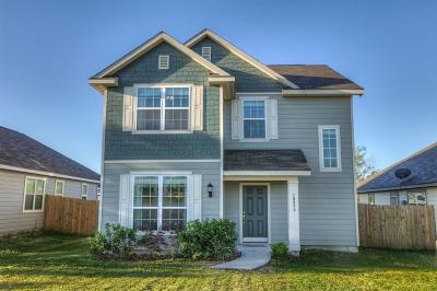 Willis Single Family Home For Sale: 10896 S Lake Mist Lane