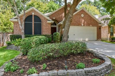 The Woodlands TX Single Family Home For Sale: $282,500