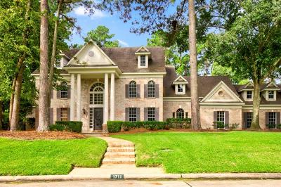 Houston Single Family Home For Sale: 1711 Brookside Pine Lane