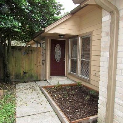 Houston Single Family Home For Sale: 4411 Tracemeadow Drive