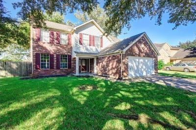 Missouri City Single Family Home For Sale: 7906 Myrtle Lane