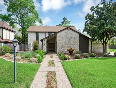 Spring Single Family Home For Sale: 6807 Wimbledon Estates Drive