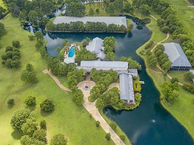 Tomball Single Family Home For Sale: 19051 Hufsmith Kohrville Road