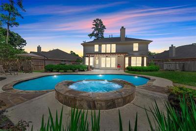 Kingwood Single Family Home For Sale: 20435 Crimson Oak Circle