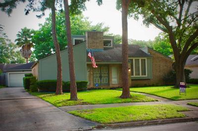 Houston Single Family Home For Sale: 9131 Covent Garden Street