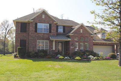 Conroe Single Family Home For Sale: 2618 Silver Shadow
