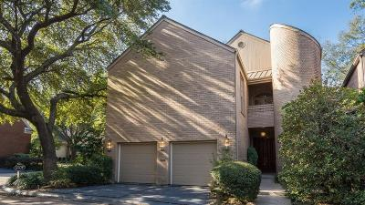 Houston Single Family Home For Sale: 309 Sugarberry Circle