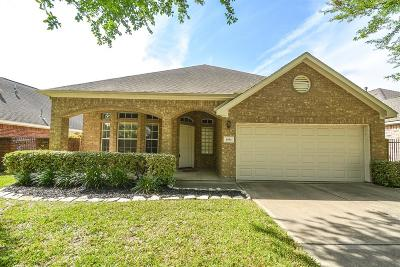 Katy Single Family Home For Sale: 1406 Caravelle Court