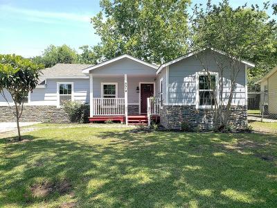 Houston Single Family Home For Sale: 3319 Kilgore Street