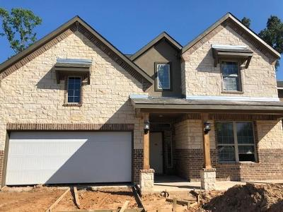 New Caney Single Family Home For Sale: 18820 Laurel Hills Drive
