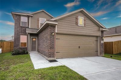Single Family Home For Sale: 1604 Road 5102