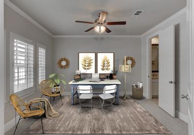 Houston Condo/Townhouse For Sale: 1108 Thompson Street
