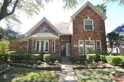 Sugar Land Single Family Home For Sale: 4931 Laurel Hill Court