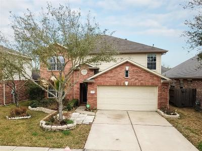 Pearland Single Family Home For Sale: 11401 E Morning Cloud Drive