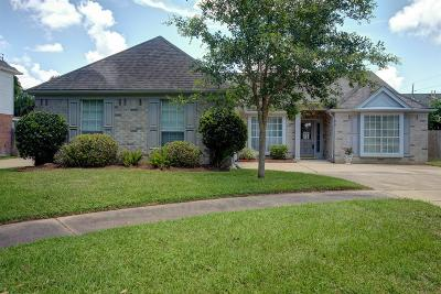 Lake Olympia Single Family Home For Sale: 827 Coral Tree Place