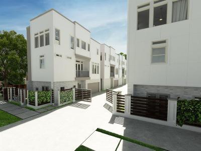 Houston Single Family Home For Sale: 5903 Val Verde Street #D