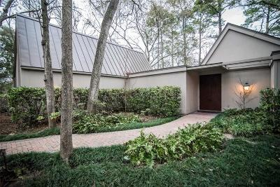 Houston Single Family Home For Sale: 11674 Arrowwood Circle