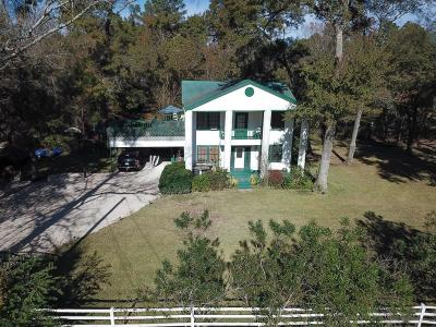 Tomball Single Family Home For Sale: 9306 Dowdell Road