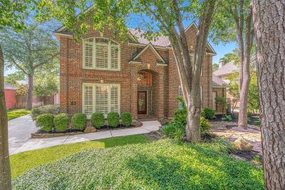 The Woodlands Single Family Home For Sale: 19 Flatcreek Place
