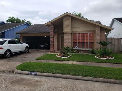 Houston Single Family Home For Sale: 11307 Bayou Place Lane Lane