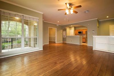 The Woodlands Condo/Townhouse For Sale: 6607 Lake Woodlands Drive #614