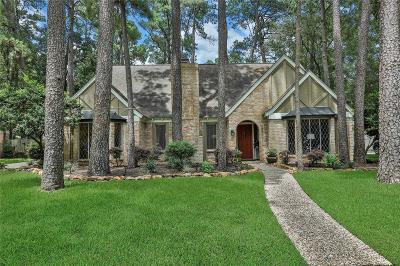 Kingwood TX Single Family Home For Sale: $270,000