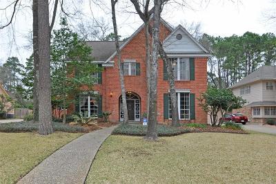 Kingwood Single Family Home For Sale: 2918 Highland Laurels Drive