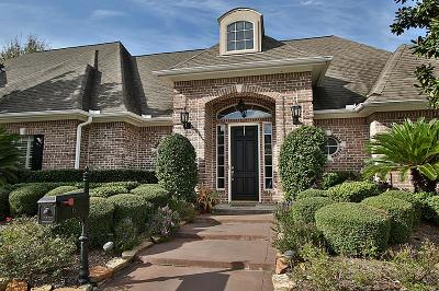 Houston Single Family Home For Sale: 6 Champions Court Trail