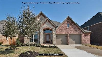 Spring Single Family Home For Sale: 4112 Wooded Bend Drive