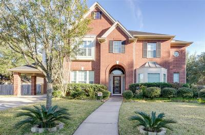 Houston Single Family Home For Sale: 4302 Orange Jasmine Court