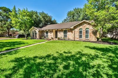 Katy Single Family Home For Sale: 403 Concordia Drive