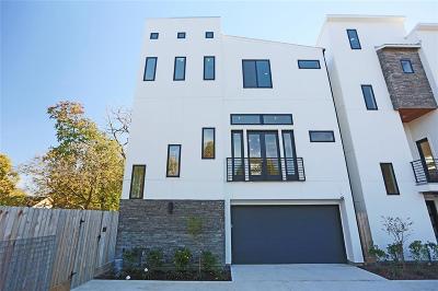 Houston Single Family Home For Sale: 7323 Shadyvilla Pointe