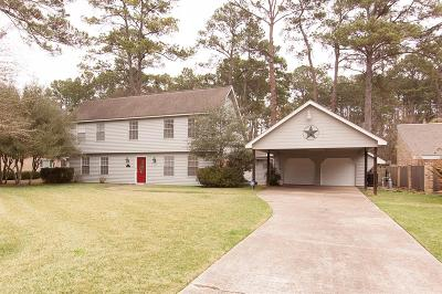 Cypress Single Family Home For Sale: 12502 Oak Plaza Drive