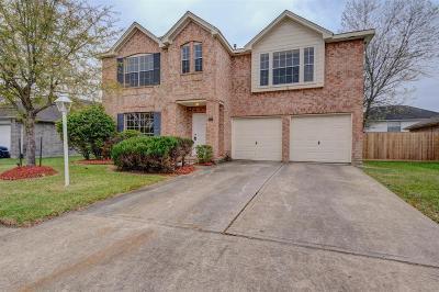 Pearland Single Family Home For Sale: 4504 Stonebridge Drive