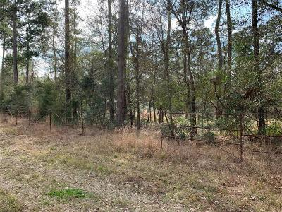 Hockley Residential Lots & Land For Sale: 24809 Little John Circle
