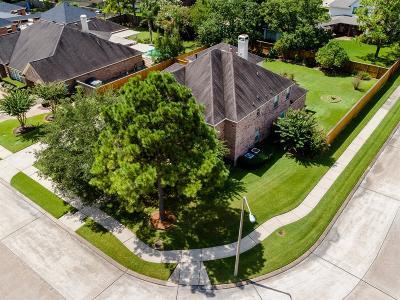 Friendswood Single Family Home For Sale: 806 Mockingbird Lane