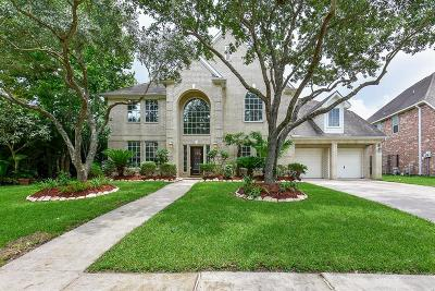 Sugar Land Single Family Home For Sale: 7115 Silverthorne Drive