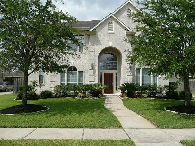 Pearland Single Family Home For Sale: 3119 Wickwood