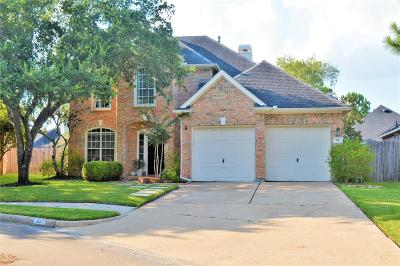 Pearland Single Family Home For Sale: 3511 Parkshire Drive