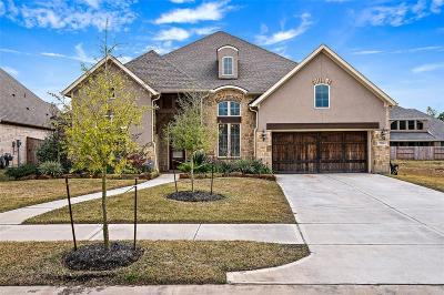 Kingwood Single Family Home For Sale: 5814 Fairway Shores Lane