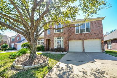 Tomball Single Family Home For Sale: 11715 Newlands Court