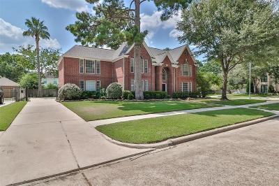 Tomball Single Family Home For Sale: 16418 Lakestone Drive