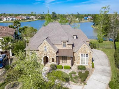 The Woodlands Single Family Home For Sale: 162 Bauer Point Circle