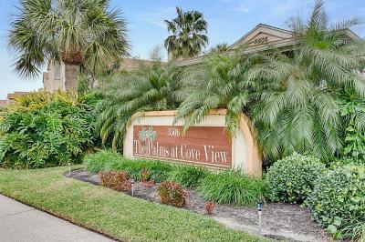 Galveston Condo/Townhouse For Sale: 3506 Cove View Boulevard #1604