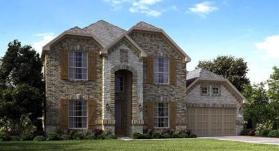 Katy Single Family Home For Sale: 1607 Tonkawa Trail