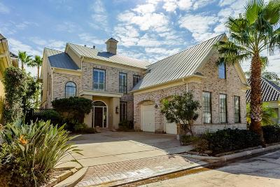 Kemah TX Single Family Home For Sale: $839,000